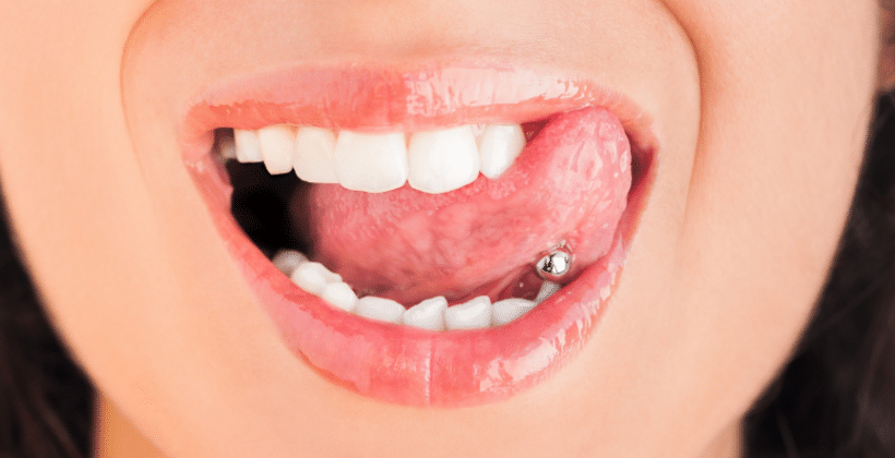 Does Oral Piercing Have Any Negative Health Side Effects?